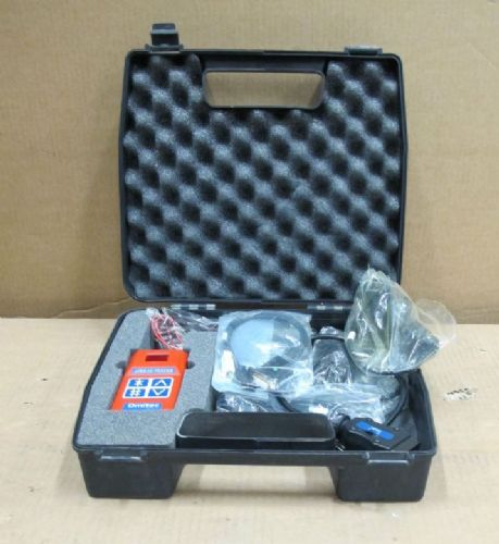 Omitec - Car Airbag Diagnostic Test / Tester, With Cables & Hard Carry Case